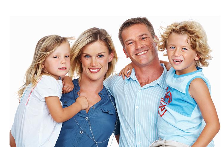 the advantages of two parent families