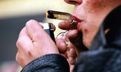 Come Smettere di Fumare Crack